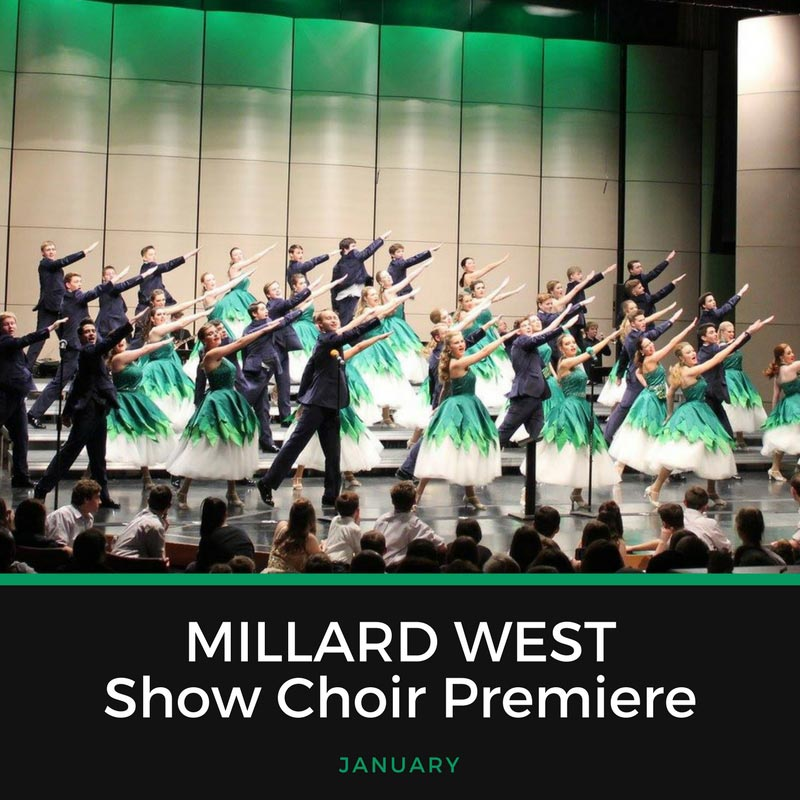Millard West Show Choir Premiere