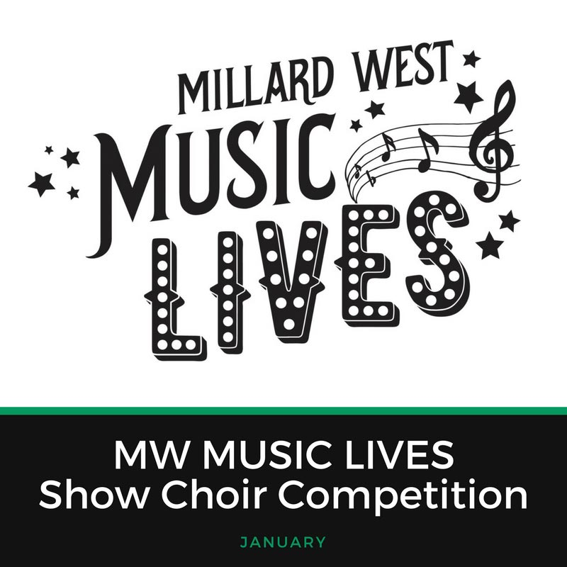 Millard West Music Lives Show Choir Competition