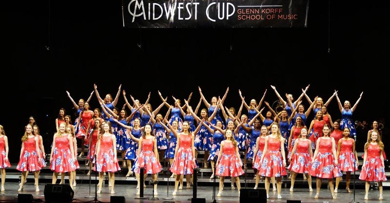 Uptown Girls - Midwest Cup 2018