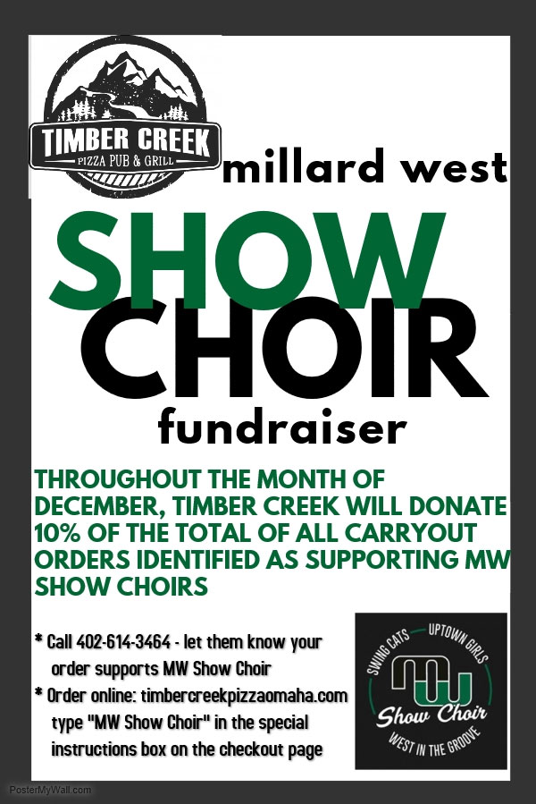 Timber Creek Fundraiser December 2018